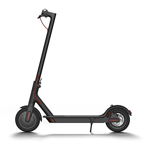 Mi Electric Scooter, 18.6 miles long-range battery, Up ...