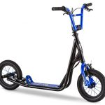 Mongoose Expo Scooter, 12″, Black/Blue