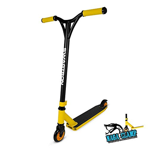 Swagtron Stunt/Freestyle Scooter for Beginners/Ama...