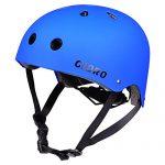 GIORO Skateboard Helmet Impact Resistance Safe Helmet with Ventil…