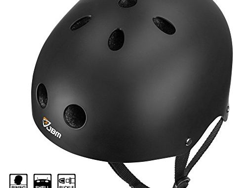 JBM Helmet for Multi-sports Bike Cycling, Skateboarding, Scooter,...
