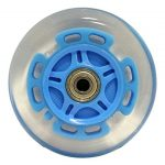 Kick Push LED Scooter Wheels with Abec9 Bearings for Razor Scoote…