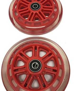 Razor Kick Scooter 125mm Wheels (Red)