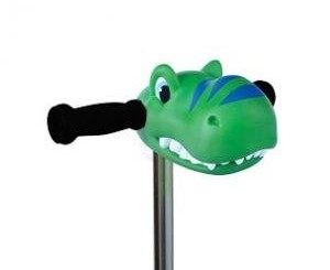 Scootaheadz Kids Dinosaur and Horses T-Bar Kick Scooter Accessory...