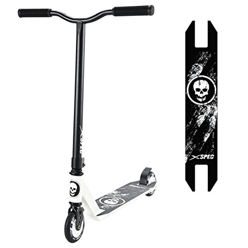 Xspec Pro Stunt Kick Scooter with Strong 6061 Aluminum ...